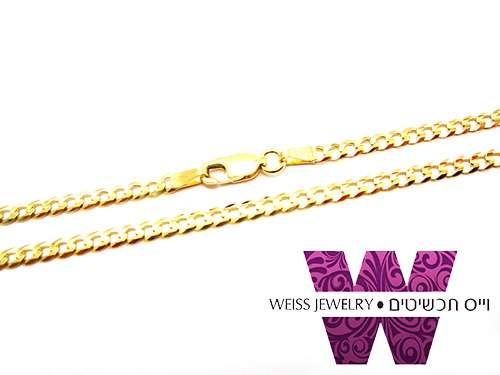 שרשרת זהב לגברים ונשים